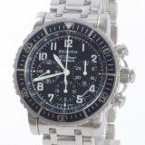 ゼニス ZENITH レインボーフライバック 01/02.0470.405メンズ腕時計 ステンレス 中古 A品