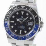 ロレックス ROLEX GMTマスター2 116710BLNRメンズ腕時計 ステンレス 中古 A品