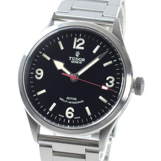 チューダー/チュードル TUDOR ヘリテージ レンジャー 79910メンズ腕時計 ステンレス 中古 Used_B品