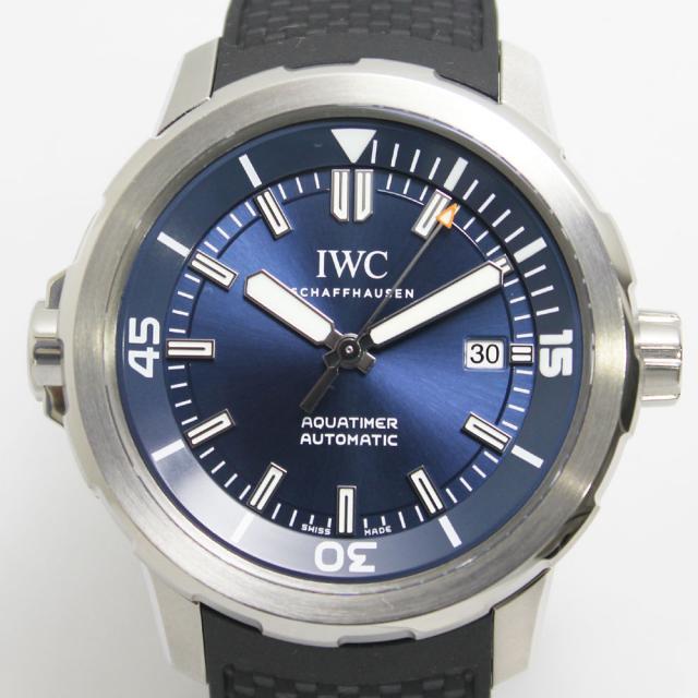 IWC アクアタイマー エクスペディション ジャック=イヴ・クストー IW329005 中古 ランクA 返品可 質屋出品 送料無料