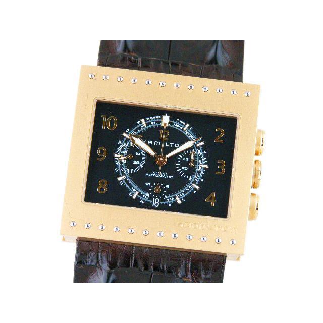 ハミルトン メンズ腕時計 カーキ コードブレーカー H79636533 中古 あす楽対応_東海 コンビニ受取対応商品