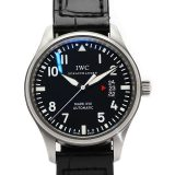 IWC インターナショナルウォッチカンパニーパイロットウォッチ マーク17 IW326501 メンズ 自動巻き 3ヶ月保証 中古 b03w/h20AB