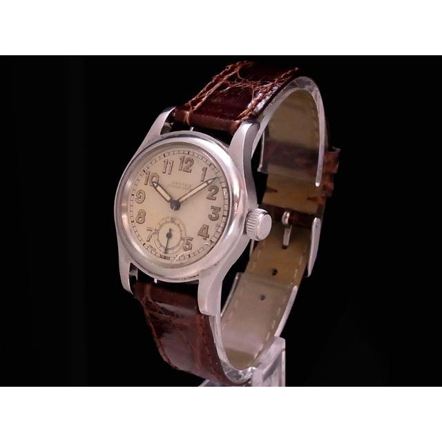 ロレックス – ROLEX – オイスター ジュニアスポーツ スモセコ Ref.2784 希少モデル! SS/革 手巻き ボーイズ 腕時計 Luxury Brand Selection 中古