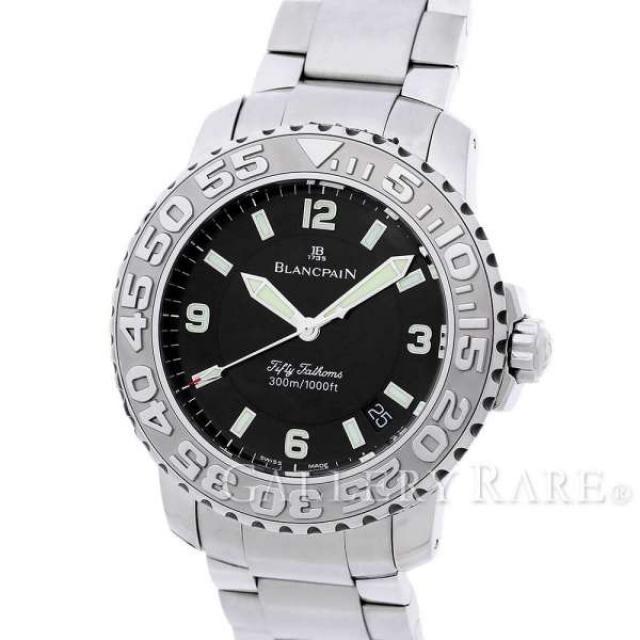 ブランパン トリロジー フィフティファゾムス 2200-1130-71 BLANCPAIN 腕時計 安心保証 中古