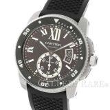 カルティエ カリブル ドゥ カルティエ ダイバー W7100056 Cartier 腕時計 安心保証 中古