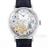 ブレゲ トラディション K18WGホワイトゴールド 7057BB/11/9W6 BREGUET 腕時計 安心保証 中古