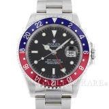 ロレックス GMTマスター 黒ベゼル A番 16700 ROLEX 時計 安心保証 中古