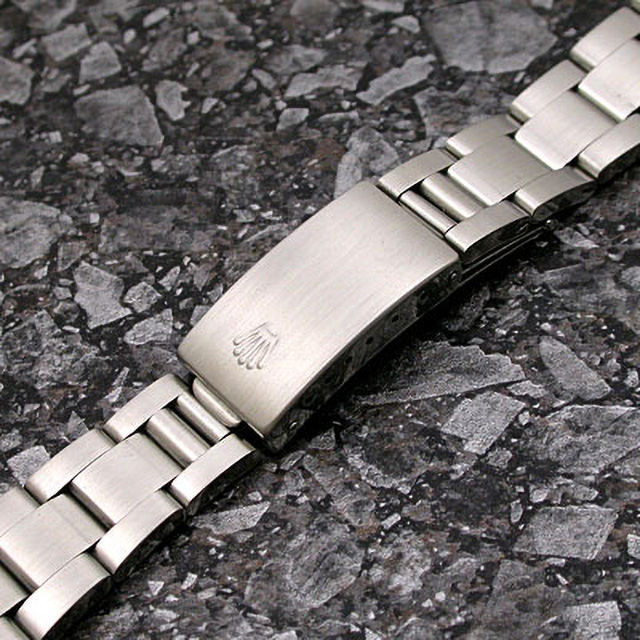 separation shoes 55c8d f18c2 ロレックス 3連 ハードブレス 19mm | 腕時計ポータルサイト ...