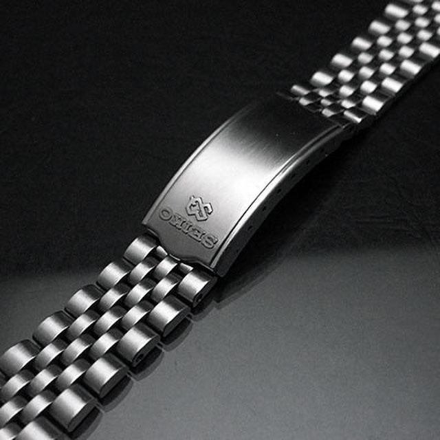 セイコー 5連 ブレスレット SQロゴ 22mm