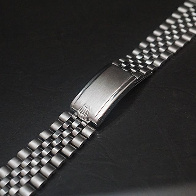 the best attitude b8b0f d7089 ロレックス 5連 ジュビリーブレス SS 20mm | 腕時計ポータル ...