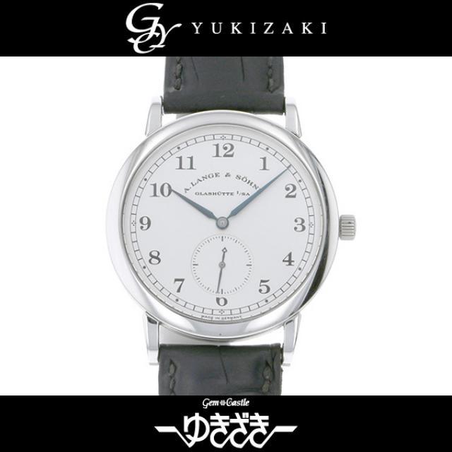 A.ランゲ&ゾーネ A.LANGE&SOHNE 1815 206.025 シルバー文字盤 メンズ 腕時計 中古