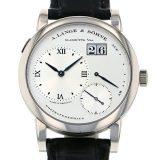A.ランゲ&ゾーネ A.LANGE&SOHNE ランゲ1 101.327X シルバー文字盤 メンズ 腕時計 中古